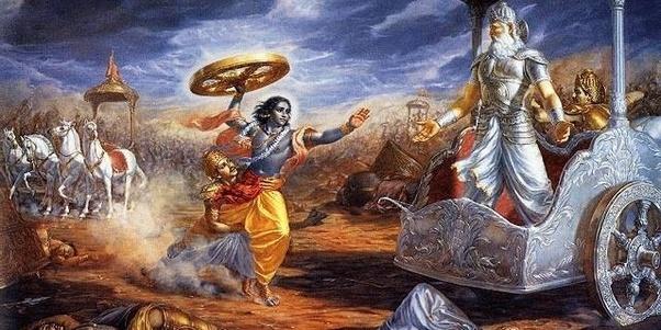 bhishma parvam