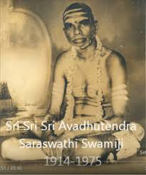 Sri Avadhutendra Saraswati Swamiji