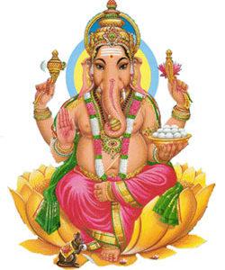 Sri Ganapati Ashtotram