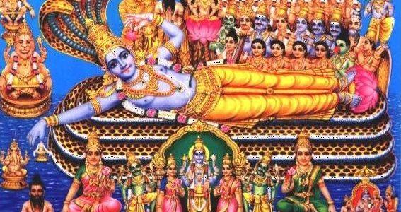 Ananta padmanabha swami