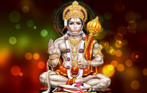 Sri-Anjaneya-ashtothram