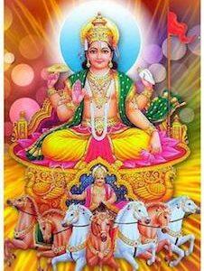 Sri Suryashtakam in Telugu